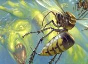 Hornet Sting art
