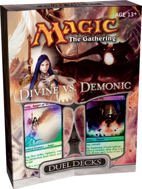 Duel Decks- Divine vs Demonic: Divine Deck Review (Part 1 of 2) (1/5)