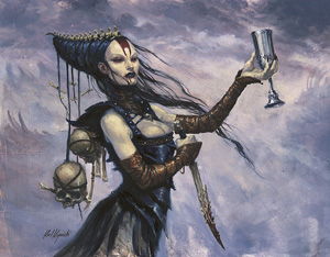 #056 - Fallen Cultist of Mammon Blood-cultist