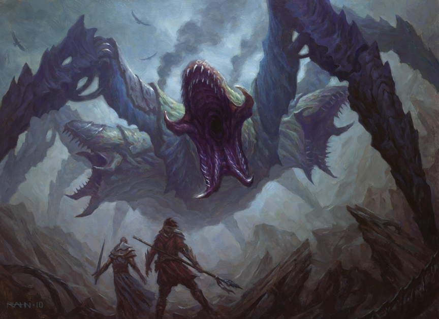 New Phyrexia Devouring Skies Review Part 1 Of 2 Ertai