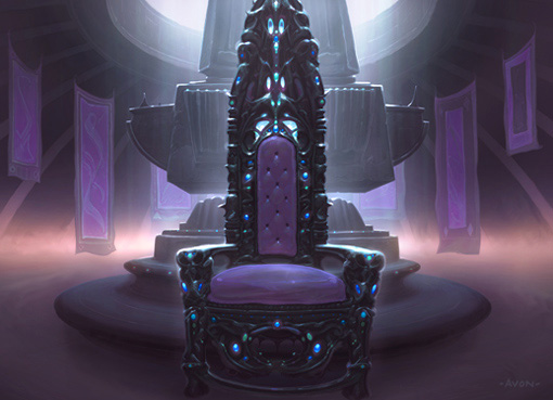 Empty Throne Wallpaper Magic 2012: grab for power review (part 1 of 2 ...